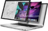 MacBook Unibody gebroken scherm - hoe kunt u zien of uw glas of LCD gebroken is