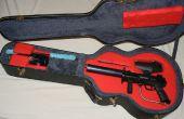 Paintball gitaar koffer