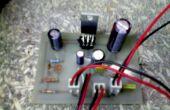 10W R.M.S. Audio versterker