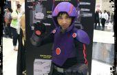 """Hoe maak je een Big Hero 6: """"Hiro Hamada"""" kostuum"""