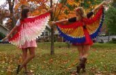 De NattyJane vogels van een veer kostuum Tutorial