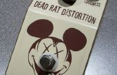 DIY Rat kloon Distortion Gitaar Effect pedaal - The dode RAT