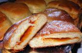 Ouderwets gebakken Rose Hip donuts