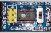 FT232 wijziging voor Arduino mini etc.