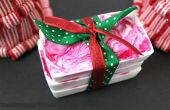 10-minute DIY vakantie cadeau idee: Pepermunt zeep