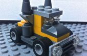 Mini Lego Wheeler