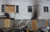 Wat ik had moeten doen voordat mijn huis brand en nu opruimen achteraf.