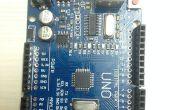 Sim900 GSM module interfacing naar de arduino