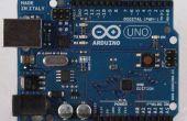 ATtiny programmeren met Arduino
