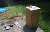 Hoe maak je een kartonnen roker