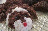 Gemakkelijk Ferret vormige taart