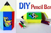 Ambachten Fun voor Kids: Hoe maak je potlood potlood vak gevormd.