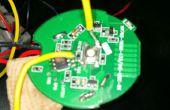 Uw externe auto starter verbinden met uw RPi\Arduino