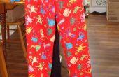 Gemakkelijk pyjama broek