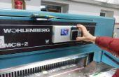 Met behulp van de Arduino in industrie (op de Guillotine papiermachine)