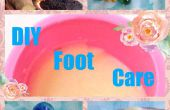 Goedkope D.I.Y. Foot Care