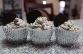 DIY Oreo Cupcakes