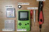 Game Boy Color Upgrade spreker DS