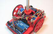 Arduino tekening Robot