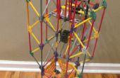 Twee bal Flipper-A K'nex bal Machine Element