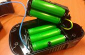 Een zwarte & decker cordless drill batterij omzetten in lithium-ion