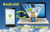 How to Backup en herstellen van Android telefoon/Tablet