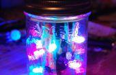 LED Disco licht in een pot!