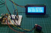Microchip PIC Library to Control een 20 door 4 LCD over I2C