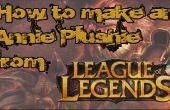 League of Legends Annie Plushie