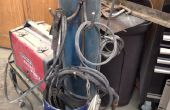 MIG kabels Hanger
