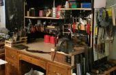 Workshop ruimte in een huur-Place