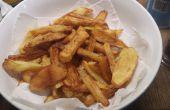 Perfect Britse zelfgemaakte chips