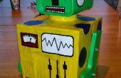 RaspRob, de Raspberry Robot