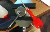 Sleutelhanger vouwen Lockpick