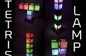 Tetris-geïnspireerde modulaire Lamp
