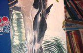 Schilderij van het paard