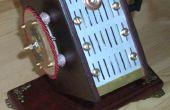 Bouwspel een Steampunk mini computer voor de dames desk