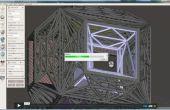 RMS - maken een gepenetreerd modulaire baksteen met behulp van Autodesk MeshMixer