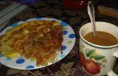 Een ochtend ontbijt met alby