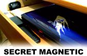 GEHEIME magnetische LOCK lade