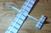 Laser-gesneden zweefvliegtuig