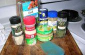 Maak uw eigen zelfgemaakte tomaat saus met behulp van verse tomaten en alle natuurlijke ingrediënten