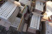 How to Make Bee huizen