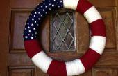 Garens van patriottische krans