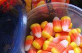 Hoe maak je Candy Corn geïnfundeerd Vodka