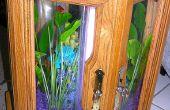 Bouwen van een Aquarium acryl zeshoekig