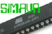 Opsporen van fouten code van de AVR in Linux met simavr