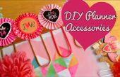 DIY Planner accessoires