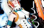 Vrouwelijke Blademaster Barioth Armor