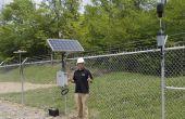 Industriële IoT - How To Build uw eigen buiten pagode voor weer, kwaliteit van de lucht en andere sensoren